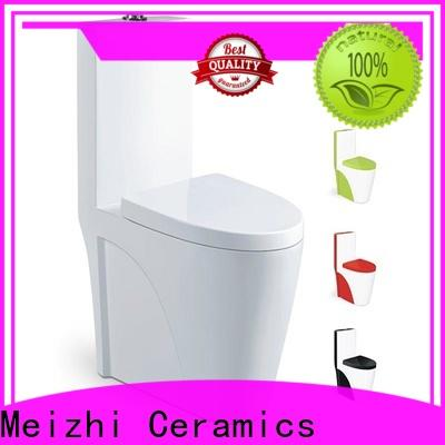 Meizhi contemporary toilet customized for hotel
