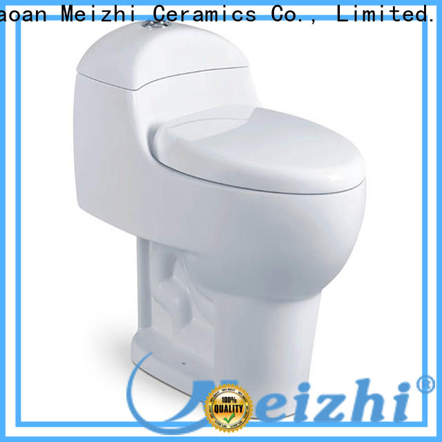Meizhi ceramic contemporary toilet manufacturer for washroom