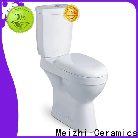 washdown 2 piece toilet wholesale for hotel