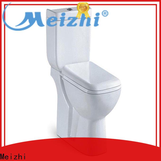 professional eco flush toilet customized for bathroom