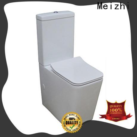 Meizhi modern eco flush toilet supplier for washroom
