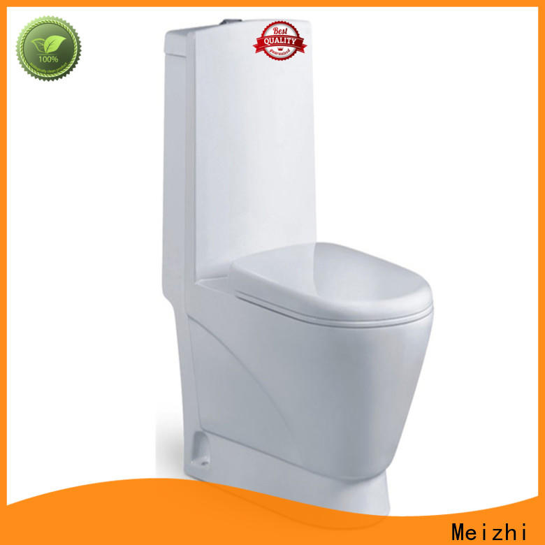 square all in one toilet customized for bathroom
