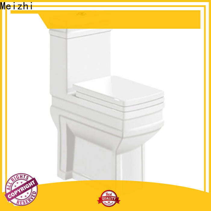 Meizhi top rated toilets wholesale for bathroom