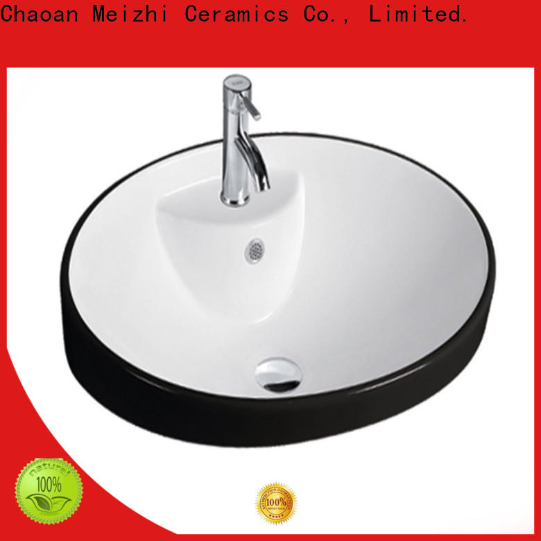 Meizhi wash basin models factory price for home