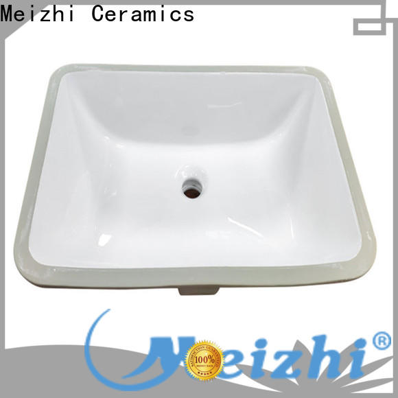 Meizhi contemporary table top wash basin designs directly sale for bathroom
