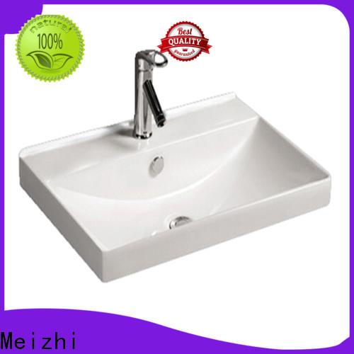 Meizhi basin unit customized for hotel
