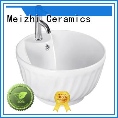 Meizhi ceramic basin wholesale for bathroom