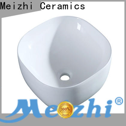 gold ceramic basin supplier for home