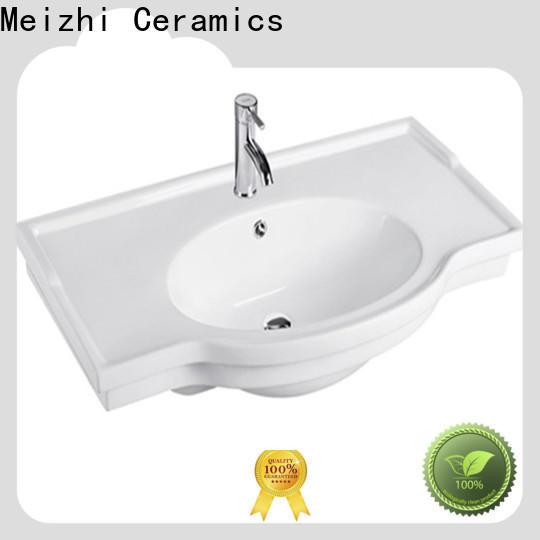 ceramic vanity wash basin directly sale for washroom