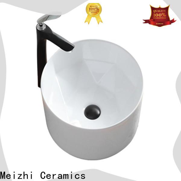 fancy wash basin models factory price for washroom