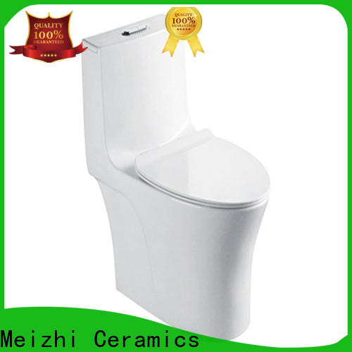 Meizhi new design high end toilets supplier for hotel