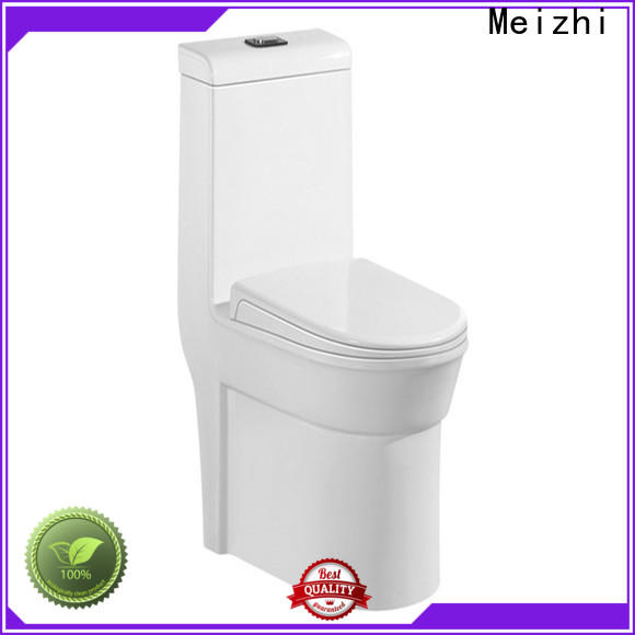 Meizhi modern single piece toilet with good price for home