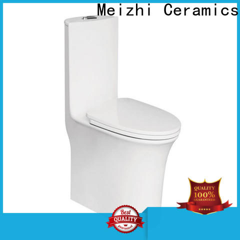 Meizhi water efficient toilets with good price for hotel