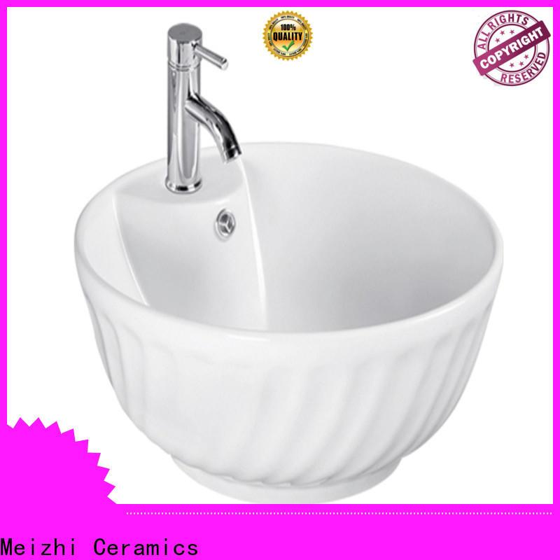 modern design stylish wash basin wholesale for bathroom
