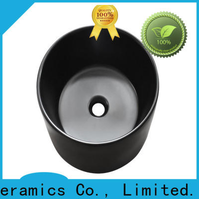 reliable black bathroom basin factory price for bathroom