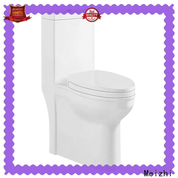 Meizhi one piece toilet reviews customized for washroom