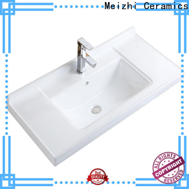 contemporary vanity wash basin manufacturer for hotel