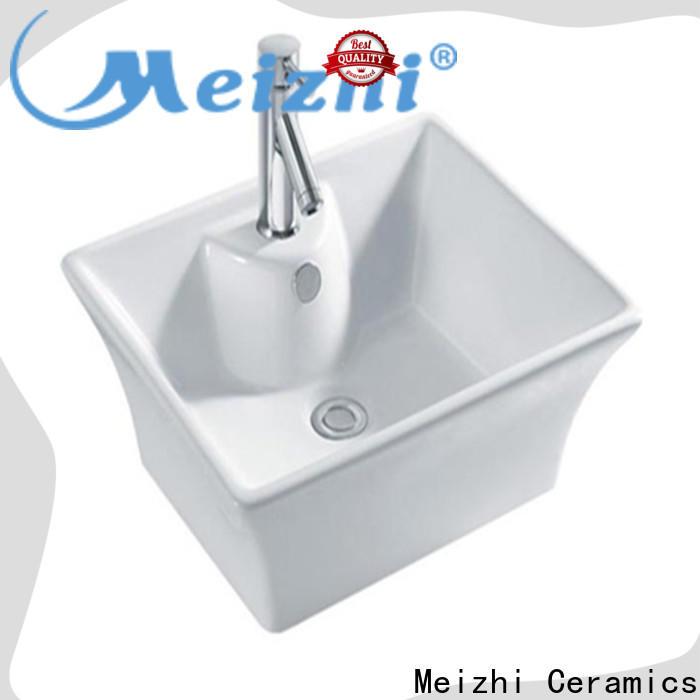 Meizhi wash basin models wholesale for home