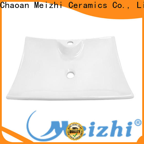 Meizhi printed toilet basin manufacturer for washroom