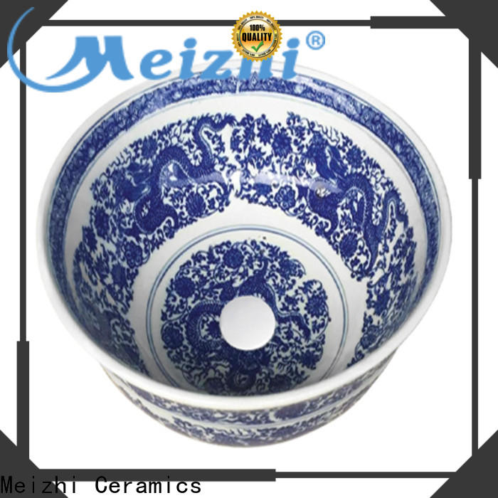 Meizhi toilet basin wholesale for bathroom
