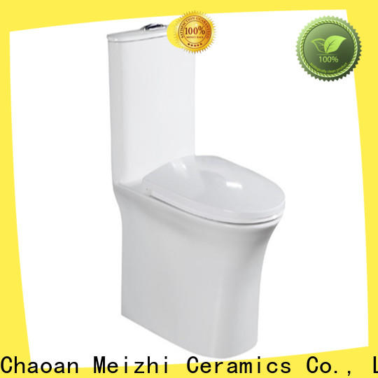 colored modern one piece toilet customized for washroom