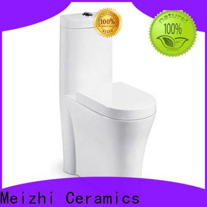 Meizhi best flushing toilet supplier for bathroom