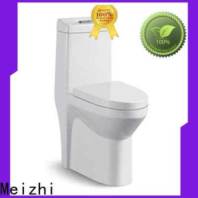 Meizhi modern one piece toilet supplier for home