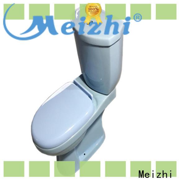 Meizhi eco flush toilet with good price for washroom