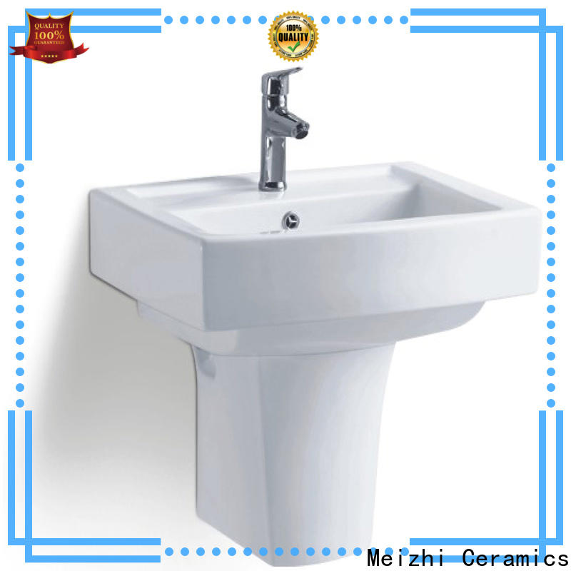 ceramic wall hung sink directly sale for home