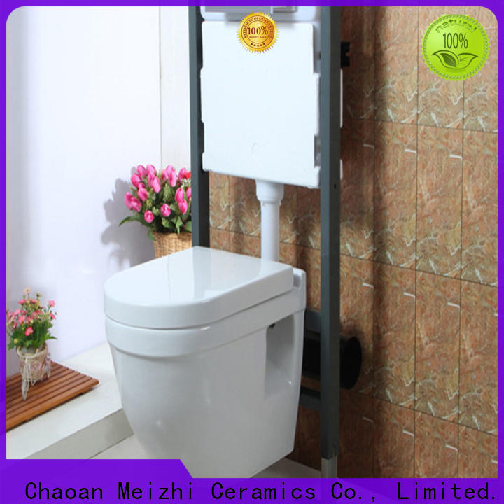 Meizhi popular american standard wall hung toilet with good price for washroom