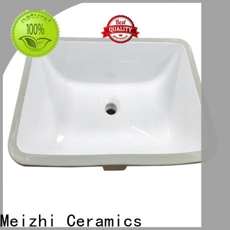 Meizhi contemporary above counter basins customized for bathroom