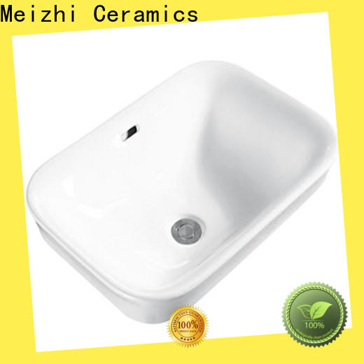 Meizhi contemporary round countertop basin supplier for home
