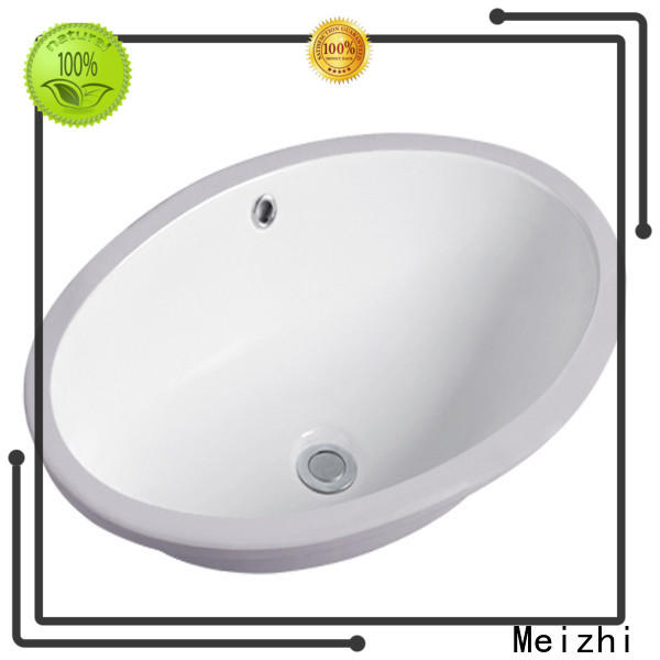 popular countertop sink supplier for bathroom