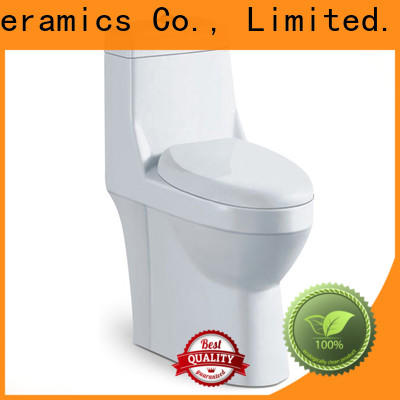 Meizhi modern american standard one piece toilet manufacturer for bathroom