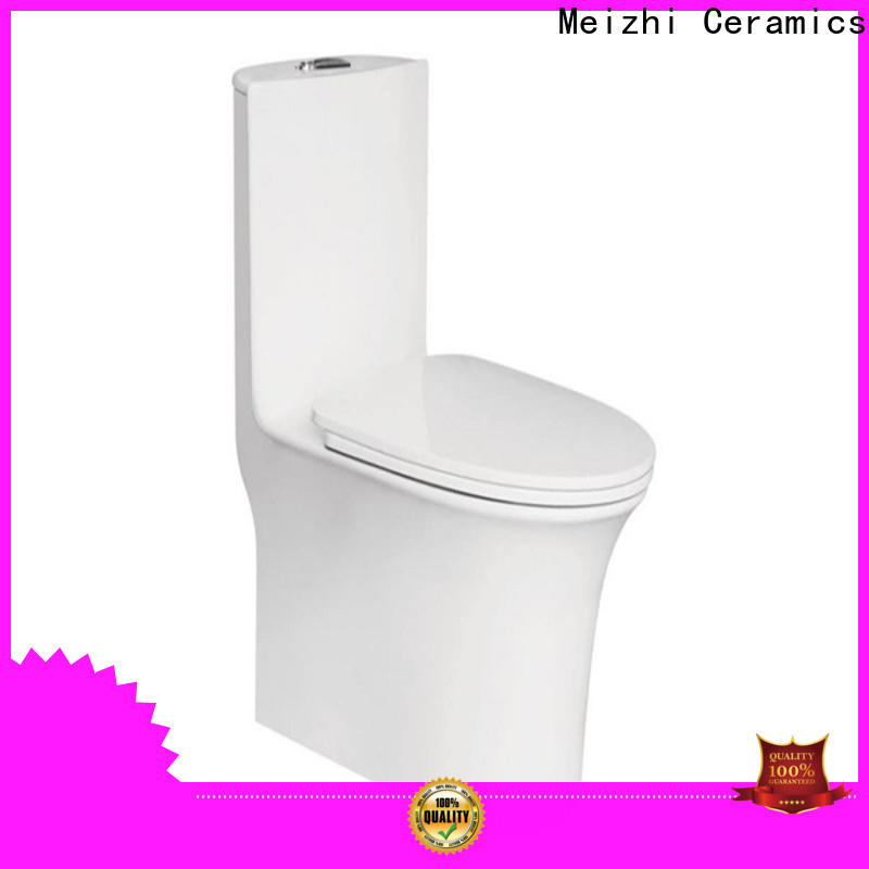 Meizhi colored all in one toilet supplier for hotel