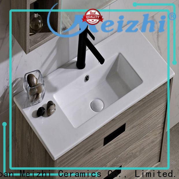 high quality bathroom basins and cabinets customized for bathroom