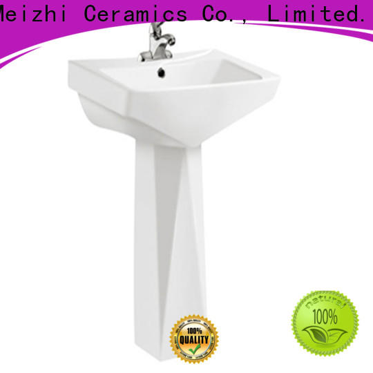 Meizhi ceremic hindware basin directly sale for washroom