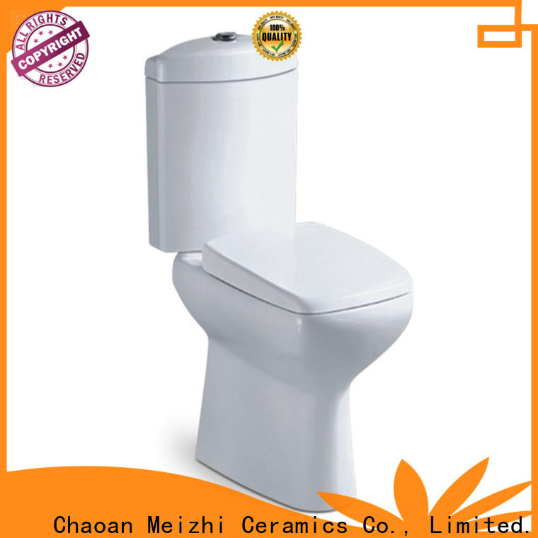 Meizhi eco flush toilet directly sale for home