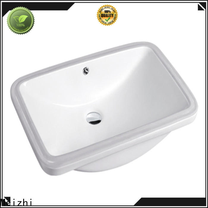 Meizhi high quality above counter sink customized for hotel