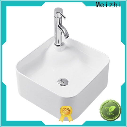 white gold wash basin factory price for home