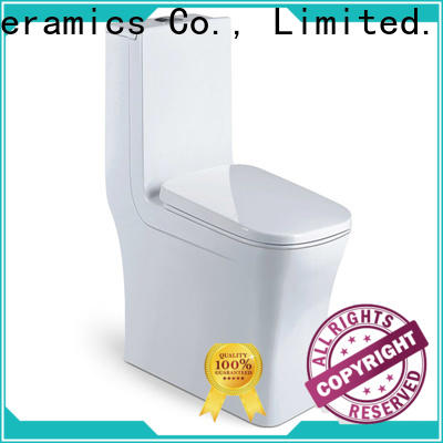 Meizhi one piece toilet reviews customized for bathroom