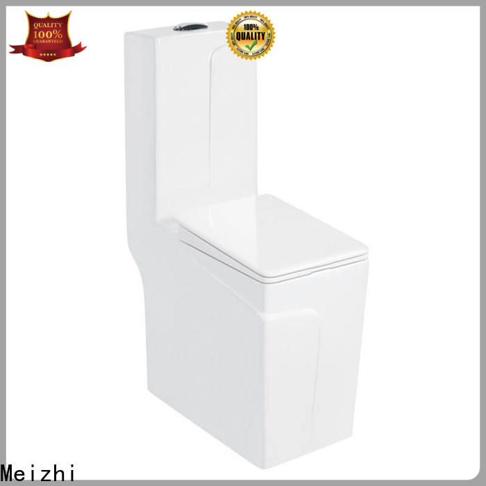 siphonic 1 piece toilet with good price for bathroom