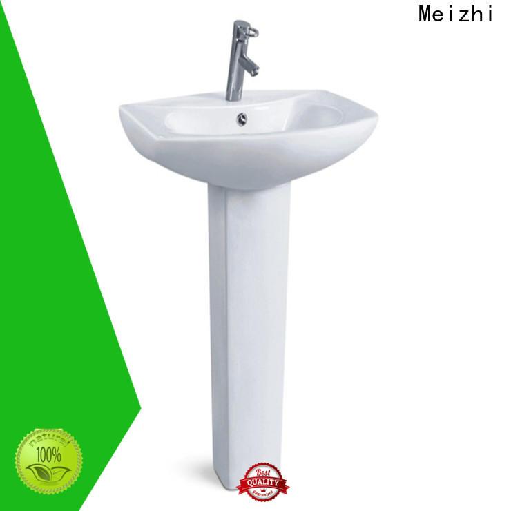 high quality modern pedestal sink supplier for home