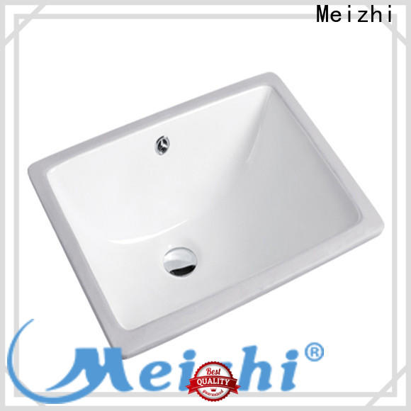 Meizhi popular countertop sink wholesale for bathroom