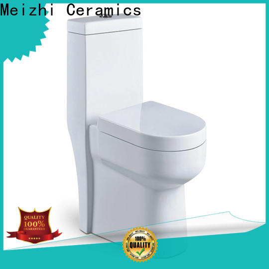 ceramic one piece comfort height toilet manufacturer for bathroom