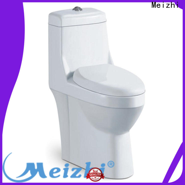 Meizhi ceramic high end toilets customized for hotel