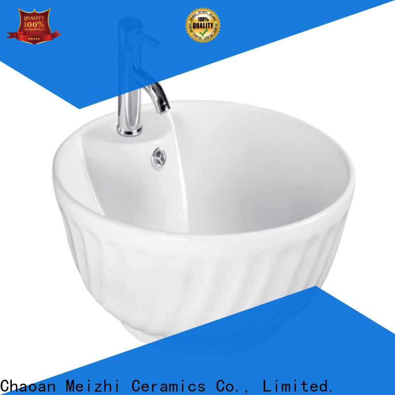 gold latest wash basin factory price for home