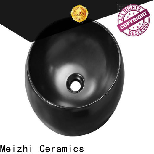 modern black basin factory price for cabinet