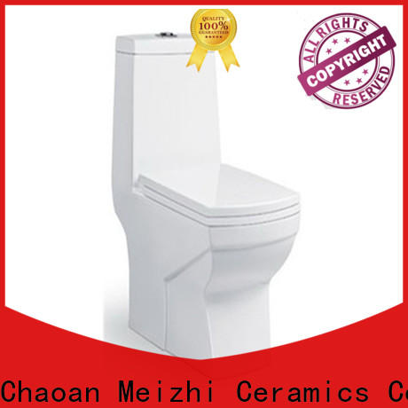ceramic water efficient toilets supplier for hotel