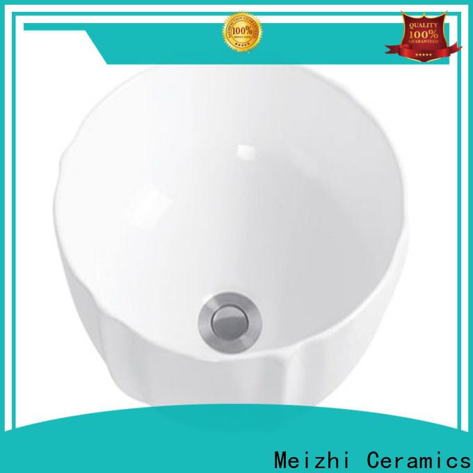 Meizhi toilet wash basin wholesale for bathroom